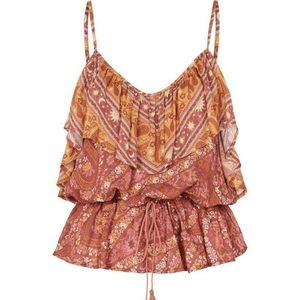 """Tops - Spell the Gypsy Collective """"City Lights Cami"""""""